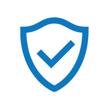 Safety Examinations Icon Blue
