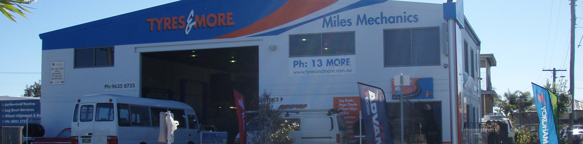 Miles Mechanics Tyres and More store image