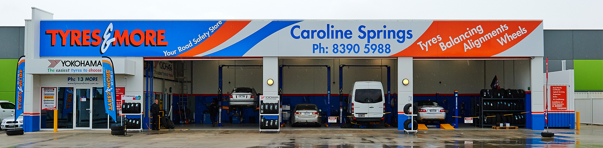 Caroline Springs Tyres and More tyre store image