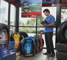 Tyres and More How to choose the right tyre